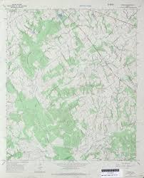 Dallas Metroplex Map by
