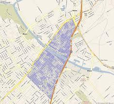 waco map downtown waco
