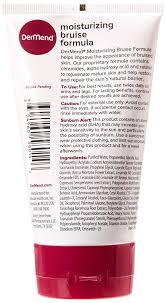 It Works Skin Care Reviews Amazon Com Dermend Moisturizing Bruise Formula Cream 4 5 Oz By