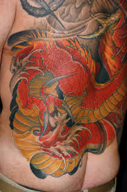 dragon tattoo on arm and shoulder japanese style dragon tattoos