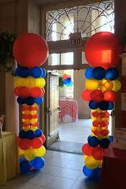 circus balloon circus celebrations