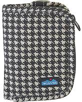 holiday special kavu zippy wallet natural beats bags