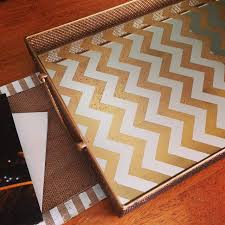 Gold Coffee Table Tray by Neutral Coffee Table Decor For Fall