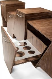 alluring country kitchen cabinets design interior ideas presenting cool modern cabinets design ideas performing asymmetry shape with laminate wood grain appearance and