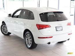 Audi Q5 White - ibis white 2009 audi q5 3 2 premium quattro exterior photo