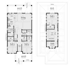 oceanfront house plans beach style house plan 3 beds 2 baths 1973 sq ft plan 64 247