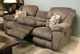 3 Recliner Sofa Catnapper Transformer Ultimate Sofa Set With 3 Recliners And 1