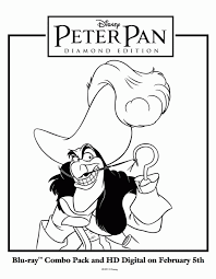 captain hook coloring pages coloring