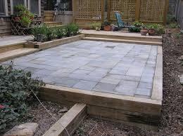 Concrete Pavers For Patio Fabulous Concrete Paver Patio Ideas 1000 Images About Patio On