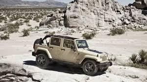 jeep wrangler mojave edition youtube