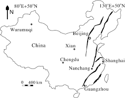 China Map Cities by Map Of China Black And White Color China Map Cities Tourist