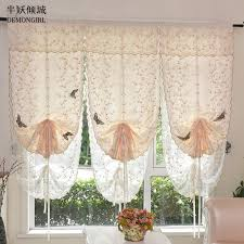 Curtains With Ribbons Compare Prices On Ribbon Window Online Shopping Buy Low Price