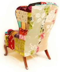 Patchwork Upholstered Furniture - designer modern furniture michigan patchwork upholstery
