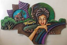 3d mural 3d mural workshop by kalakruti creations