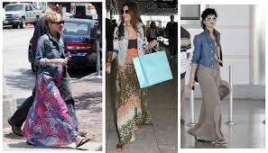 bcierron long summer dress with jean jacket images