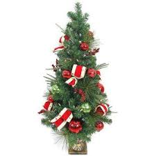 5 5 ft and home accents trees