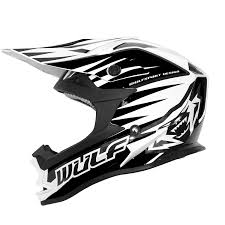 motocross style helmet wulf advance motocross helmet amazon co uk sports u0026 outdoors