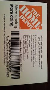 Home Depot Pro Desk Home Depot Cogic Discount Card Cogic Urban Initiatives