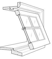 Awning Style Windows Hopper Awning Windows Northwest Door U0026 Sash
