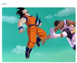 Dragon Ball Z Meme - dragon ball z 2017 nba finals know your meme