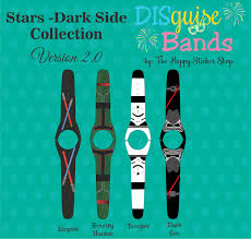 star wars wall decal etsy magic band stars dark side disguise bands sticker decal skin decorate your theme star wars