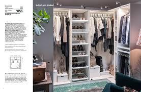 nightstand breathtaking ikea wardrobes kvikne wardrobe with