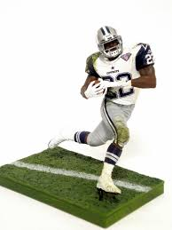 emmitt smith 3 dallas cowboys of fame play customs