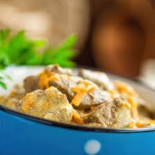 cuisiner coeur de porc recette braisé de cœurs de porc au vin blanc ail et carottes