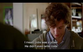 silicon valley meme jobs was a poser on bingememe