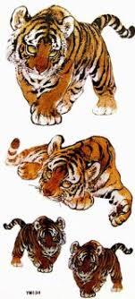 tiger temporary tattoos temporary tiger thin durable amazon
