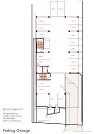 Parking Building Floor Plan Floor Plans Condos Mezzo Lofts