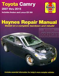 lexus es 330 manual toyota camry shop service manuals at books4cars com