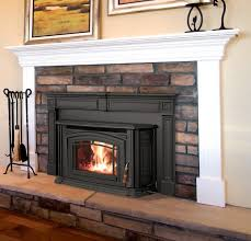 Gas Mantle Fireplace by Best 25 Fireplace Inserts Ideas On Pinterest Wood Burning