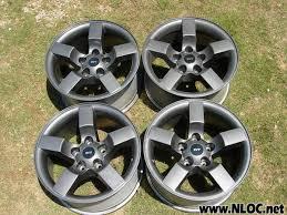 fs 01 02 factory lightning wheels set of 4 painted graphite