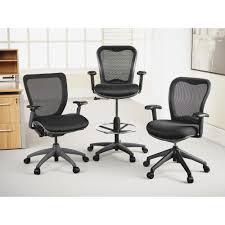 Heavy Duty Tall Drafting Chair by Work Smart Black Vinyl Drafting Stool St235v 3 The Home Depot