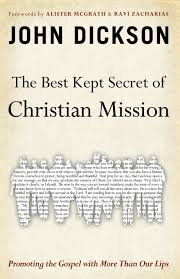 the best kept secret of christian mission promoting the gospel