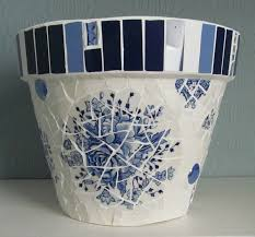 Large Mosaic Vase 161 Best Mosaic Pots And Vases Images On Pinterest Mosaic Ideas