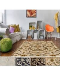 Square Wool Rug Surprise 20 Off Hand Tufted Wigton Floral Wool Rug 8 U0027 Square