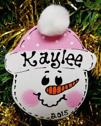 personalized christmas for kids 351 best personalized christmas ornaments images on