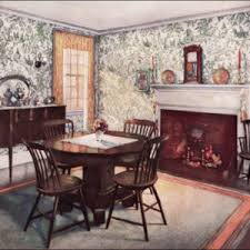 Charming Tropical British Colonial Style Add Different Chairs To - Colonial dining room furniture