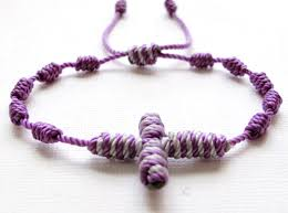 knotted rosary colorful knotted rosary bracelet an excellent giveaway idea by our