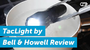bell howell tac light lantern taclight by bell howell review highya youtube