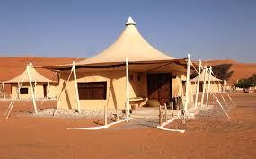 desert tent desert nights c oman original travel