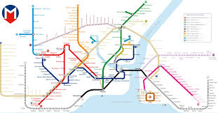 Map Of Metro In Rome by Our Guide To Public Transportation In Istanbul