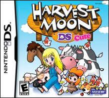 harvest moon harvest moon ds cute for nintendo ds gamestop