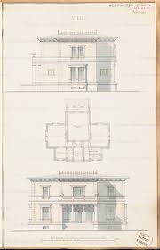 otto wagner architectural drawings pinterest architecture