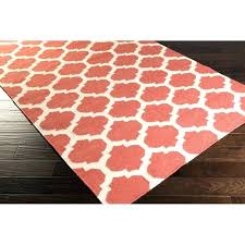 Coral Area Rug Coral Area Rugs Thelittlelittle