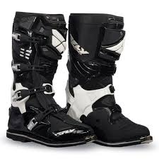 motorcycle riding apparel boots fly racing motocross mtb bmx snowmobile racewear