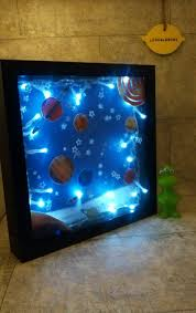 Night Light Kids Room by Solar System Night Light Kids Room Space Decor The Universe