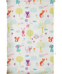 Nursery Blackout Curtains Uk by Buy Chad Valley Creature Friends Blackout Blind At Argos Co Uk